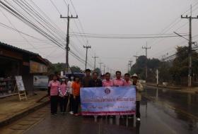 โครงการท้องถิ่นไทยใส่ใจความสะอาดคนในชาติมีความสุข